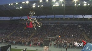 Adrenaline junkies ready for high flying Nitro Circus at McMahon Stadium