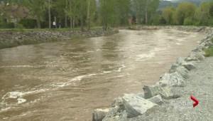 Despite dodging storm Okanagan flood fight still on
