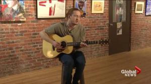 New Brunswick folk music artist gets noticed in Nashville