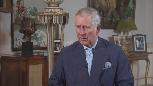 Prince Charles discusses his perspective, thoughts on climate change