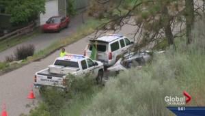 Highway 97 reopened after fatal crash