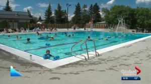 University of Alberta researchers look into how much pee is in pools