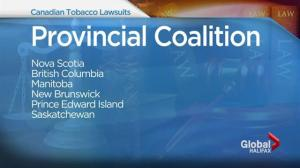 Provinces battling the tobacco industry