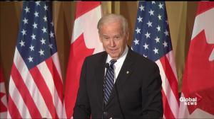 'Vive le Canada': Biden says the world needs Canada