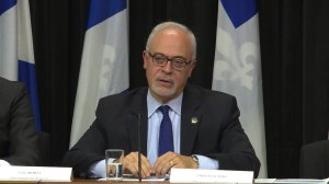 Quebec economic surplus
