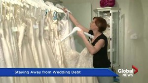 How to avoid wedding debt