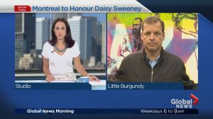 Daisy Sweeney to be honoured with street name?