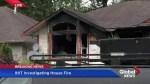 IHIT on scene suspicious Port Moody house fire