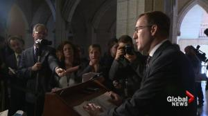 Justice Minister Peter MacKay says he's moving on from politics