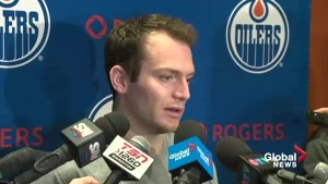 Edmonton Oilers' Mark Letestu says next season, 'Stanley Cup's the goal'