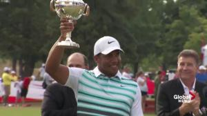 Jhonattan Vegas wins the 2016 RBC Canadian Open