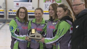 Laura Burtnyk Wins Jr. Women's Provincial Curling Championship