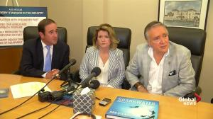 Rob Stewart's parents says Toronto mayor reached out to them