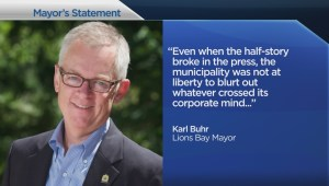 Lions Bay councilor controversy