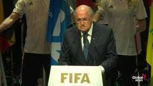 We can't allow FIFA's reputation to be dragged through mud: Blatter