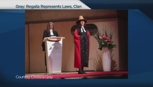 Lawyer allowed to wear First Nations regalia during call to bar