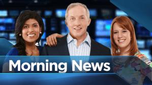 Morning News headlines: Monday, September 22
