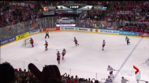 Canada beats Russia in World Hockey Championships 6-1