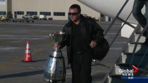 Grey Cup returns home