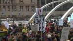 Protests against Justin Trudeau's Liberals after broken promise on electoral reform