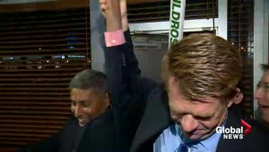 Voters in Calgary-Foothills send a message electing Wildrose candidate Prasad Panda