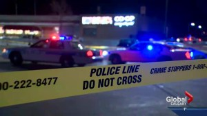 Suspect at large after Calgary Co-op shooting