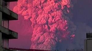 Calbuco volcano erupts, town evacuated