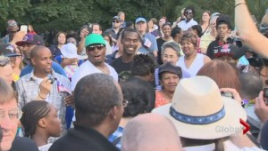 Ford Fest becomes violent between supporters and detractors