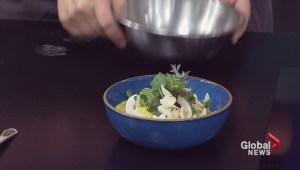 Burdock & Co: Turmeric and lemongrass coconut curry