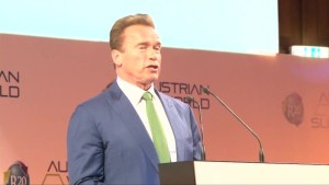 Arnold Schwarzenegger to Donald Trump: One man cannot stop global progress on climate change