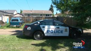 Police investigate 2 drive-by shootings in Edmonton community