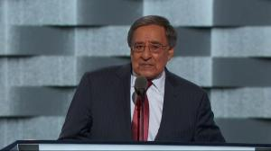 Leon Panetta says 'it's inconceivable to me that a presidential candidate could be so irresponsible' after Trump hacking comments