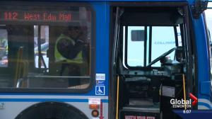 Edmonton bus driver charged after fatal pedestrian collision