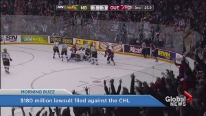 Lawsuit filed against CHL to determine status of players