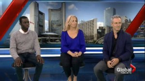 The Global News panel talks about endorsements, white privilege and promoting Toronto