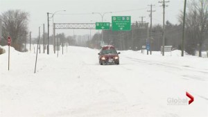 Maritime storm makes travel difficult for many