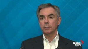 Raw video: Jim Prentice