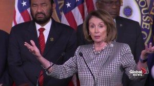 2 people made the difference in the lives of American people: Pelosi