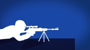 Canadian sniper sets record for longest confirmed kill in military history.