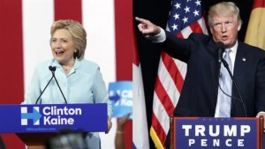 Trump and Clinton facing different challenges ahead of first debate