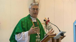'We are meant to be upset': Archbishop Chatlain says during La Loche service