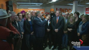 Federal election campaign converging on Calgary