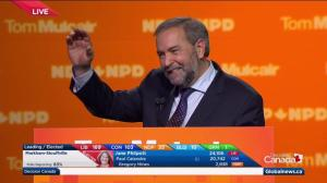 Federal Election 2015: Canadians rejected the politics of fear and division: Mulcair