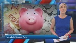 Home disaster fund