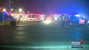 Calgary police urge distracted pedestrians to pay more attention after man struck by CTrain