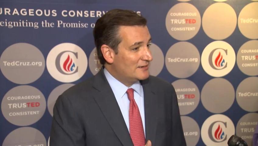 Ted Cruz Tells Donald Trump to Leave Heidi Alone