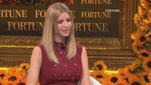 Ivanka Trump calls her father's lewd remarks in Access Hollywood video, 'offensive and jarring to hear'