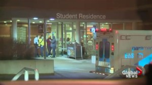 77 Humber College students suddenly fall ill