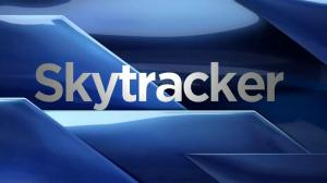 Skytracker Weather Montreal April 21
