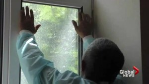 New window technology may help protect those in war zones